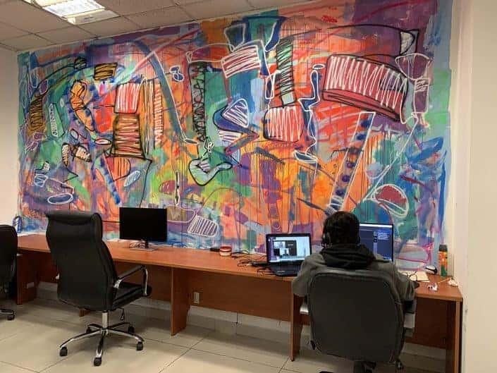 Honduras Number8 Office